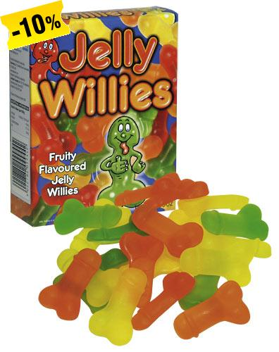 Jelly Willies, 150 g