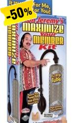 Ron Jeremy's Maximize Your Member Kit