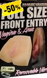 Magic Flesh Vagina & Anus Front