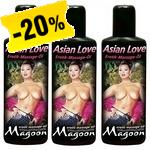 Asian Love Massage Oil, 100 ml