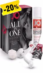 JO All-in-one Massage Gift Set