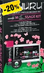 Wet Nuru Erotic Massage Kit