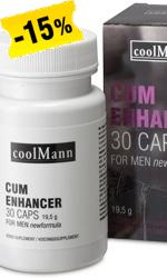 Cum Enhancer, 30 kapselia